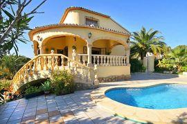 Villa in Moraira OS14 Objektansicht